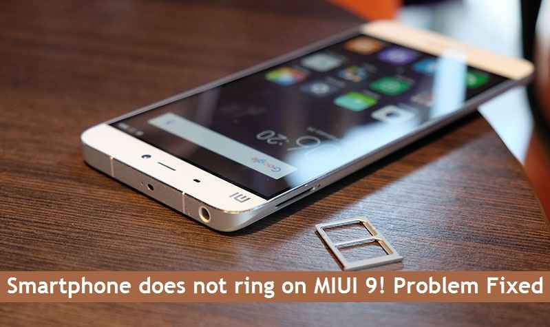 MIUI 9 Feedback
